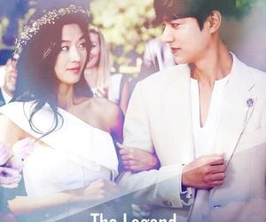 lee min ho, jun ji hyun, and lobs image