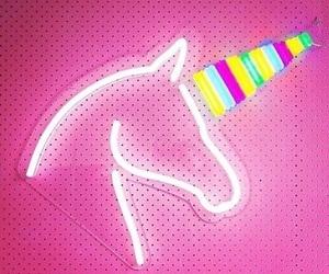 unicorn and pink image