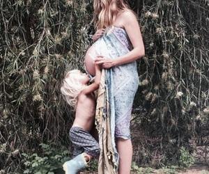 family, kids, and mum image