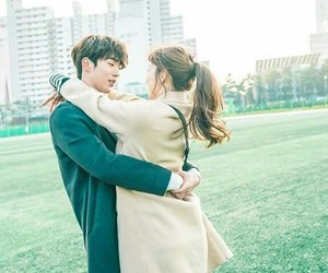 kdrama, nam joo hyuk, and lee sung kyung image
