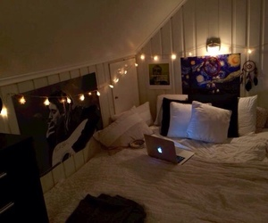 aesthetic, inspiration, and bedroom image