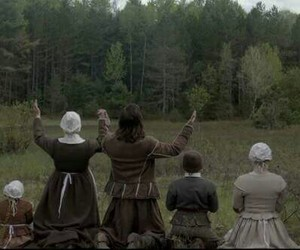 horror, the witch, and vvitch image
