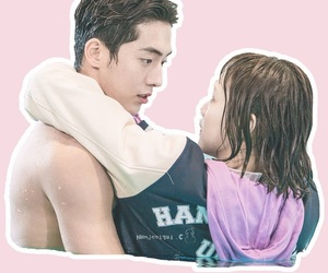 Korean Drama, wallpapers, and weightlifting fairy image