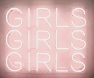 girls, inspiration, and lights image
