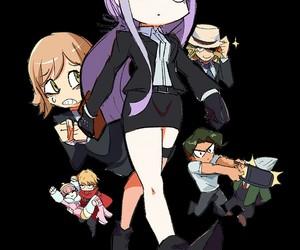 tumblr, danganronpa, and kyouko kirigiri image