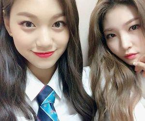 kpop, doyeon, and ioi image