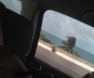 alternative, beach, and car image