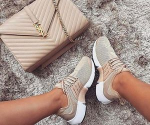 shoes, fashion, and bag image