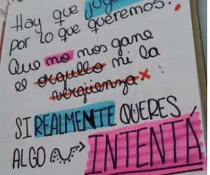 color, letra, and frases image