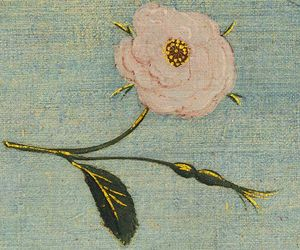 art, botticelli, and flowers image