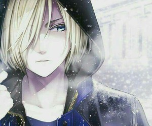 yuri on ice, anime, and yuri plisetsky image