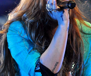 demi lovato, wallpaper, and wallpapers image