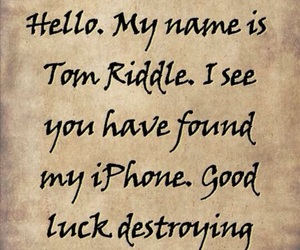 harry potter, wallpaper, and tom riddle image