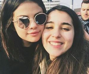 selena gomez and selena gomez with fan image