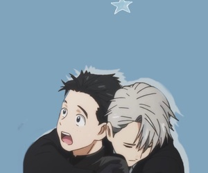yuri on ice, anime, and victor image