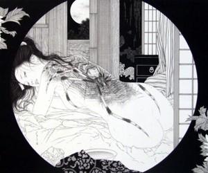 Takato Yamamoto, art, and spider image