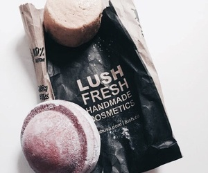 lush, beauty, and cosmetics image
