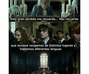 books, frases, and harry potter image