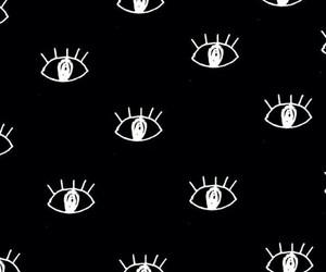 wallpaper, eyes, and fondos image
