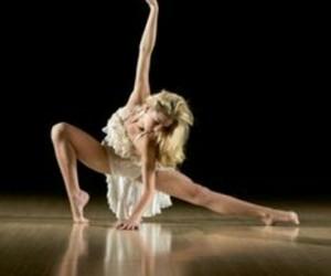ballet, girl, and gymnastic image