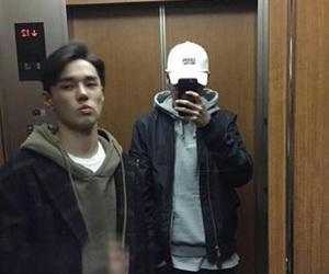 dean, kwon hyuk, and lq kwon hyuk image