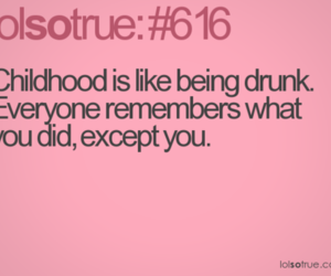 quote, drunk, and funny image