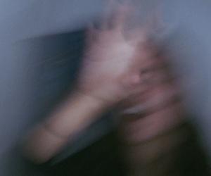 alternative, art, and blurry image