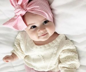 fashion, baby girl, and cute image