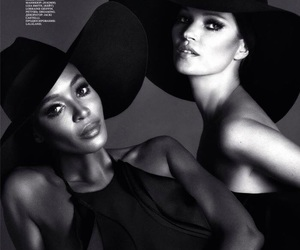 kate moss and naomi campell image
