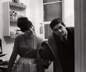 anna karina, jean-claude brialy, and nouvelle vague image