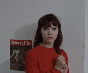 anna karina, movie, and quotes image