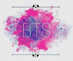 bts, kpop, and wallpaper image