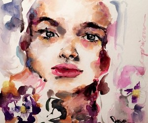 actress, amazing, and art image