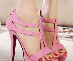 shoes pink image