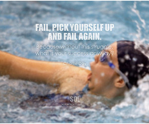 determination, don't give up, and faith image