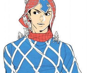 jojo's bizarre adventure and mista guido image