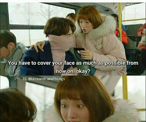 funny, memes, and kdrama image