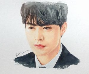 drama, lee dong wook, and fanart image