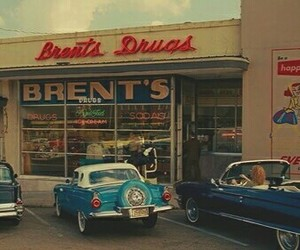 cars, retro, and vintage image