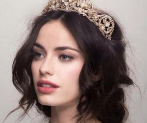 girl, princess, and beauty image