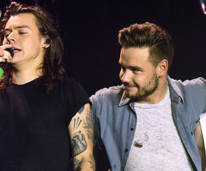 twitter, liam payne, and one direction headers image