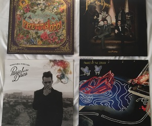 albums, brendon urie, and feed image