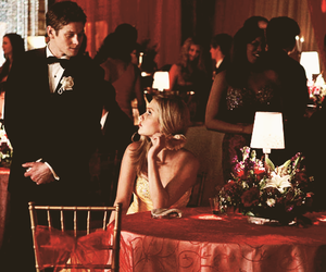 the vampire diaries, claire holt, and rebekah mikaelson image