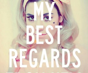 marina and the diamonds, quote, and starring role image