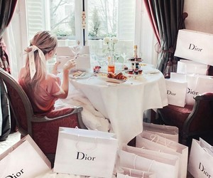 dior, luxury, and style image