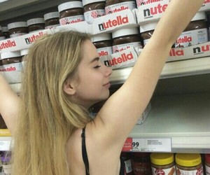 is, nutella, and life image