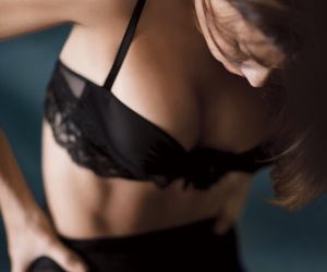 girl, sexy, and lingerie image