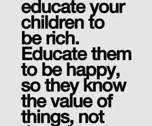 quotes, children, and happy image