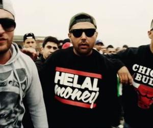 chicago bulls, music, and rap image