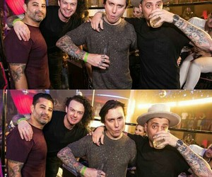 a7x, synyster gates, and brian haner image